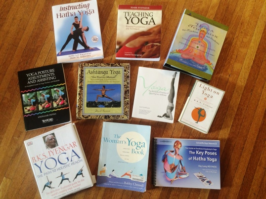Yoga Teacher Books