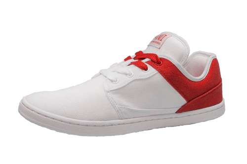 ANI ORIGINALS - WHITE / RED