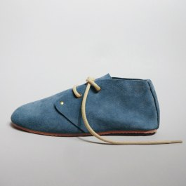 Chukka: Blue Grey