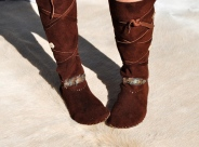 PLAINS INDIAN KNEE HIGH
